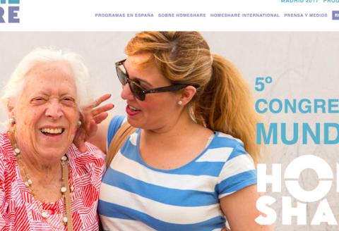 Quinto Congreso Mundial de Homeshare