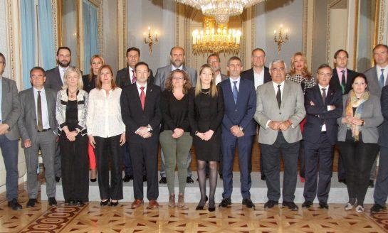 Reunión del Grupo de Trabajo para la Estrategia Nacional frente al Reto Demográfico