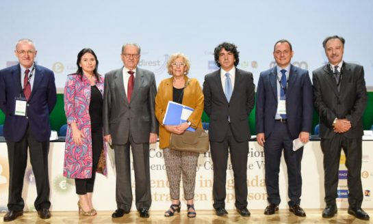 La alcaldesa de Madrid inaugura el  VI Congreso Internacional Dependencia y Calidad de Vida
