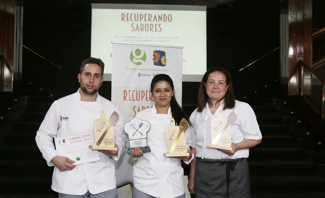 Un plato de fusión andaluza y marroquí gana la II Edición del Concurso de Cocina de residencias de mayores