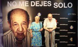 'No me dejes solo' conciencia sobre la soledad de los mayores