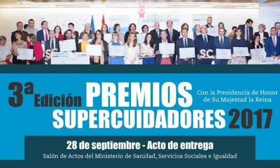 El jurado de los premios SUPER Cuidadores selecciona las candidaturas finalistas