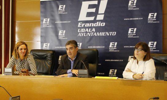 Mayores de Erandio compiten por desarrollar el mejor proyecto social