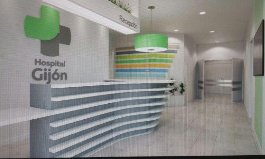 Nuevo centro hospitalario  en Gijón