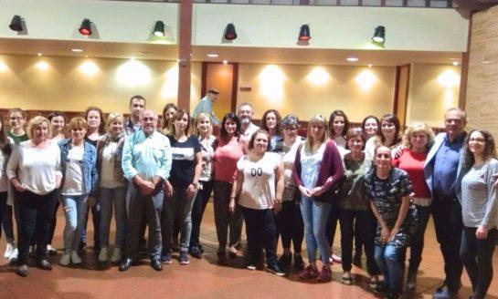 Encuentro anual intercentros de ASCEGE