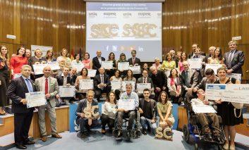 SUPER Cuidadores entrega sus premios a cuidadores, empresas, entidades y administraciones