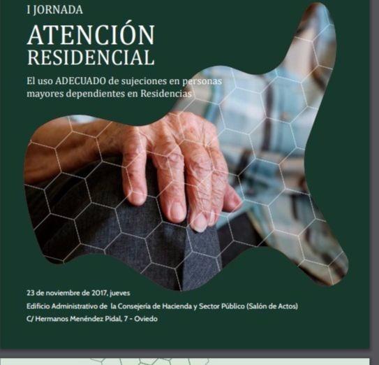 I Jornada de Atención Residencial, en Oviedo