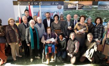 Entrega de premios del concurso de relatos 'El valor de la vivido'