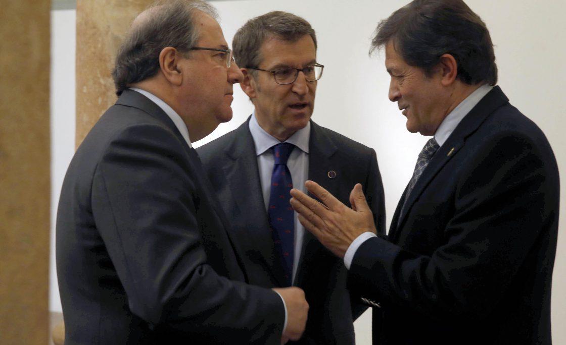 Asturias, Galicia y CyL reclaman apoyos para hacer frente al desafío demográfico