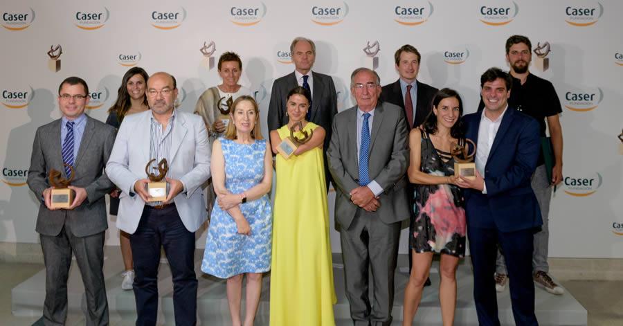 Fundación Caser convoca la novena edición de los Premios Dependencia y Sociedad