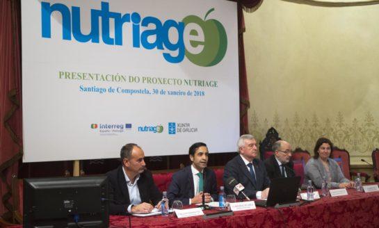 El proyecto europeo Nutriage mejorará los menús en residencias y centros  de Galicia