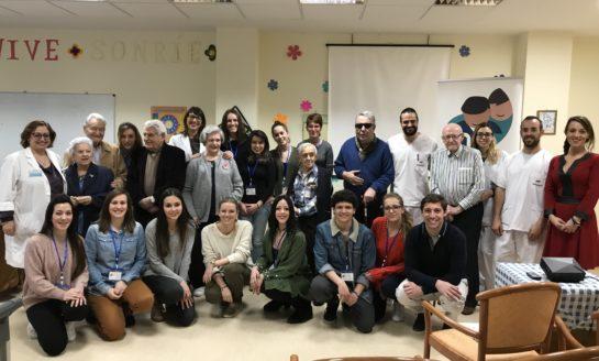 Amavir se suma a la iniciativa intergeneracional 'Adopta un Abuelo'