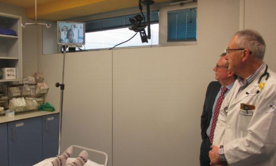 Sanidad implanta un programa de telemedicina en el occidente asturiano