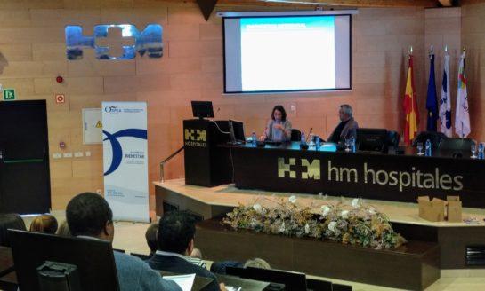 Primer curso de la segunda edición de la cátedra ORPEA