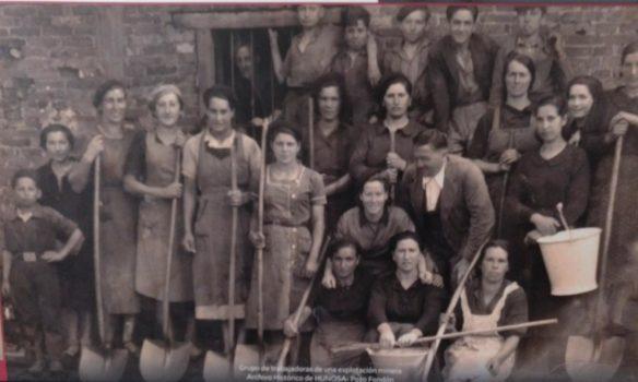 Las mujeres mineras asturianas