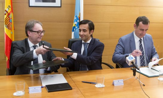 La Xunta y 'La Caixa' firman un convenio para promover el envejecimiento activo en 23 centros