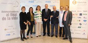 Profesionales de la salud debaten en Logroño sobre el acompañamiento al final de la vida