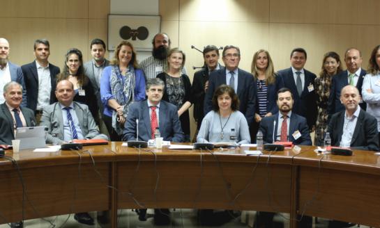 IV Congreso Ciudades Inteligentes, en Madrid