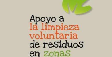 Campaña de apoyo a voluntarios para la limpieza de tramos de la ruta jacobea