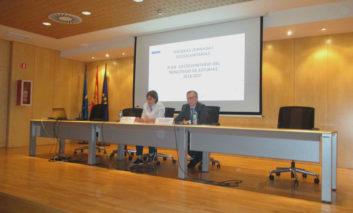 Jornada de trabajo del Plan Sociosanitario del Principado de Asturias 2018-2021