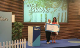 Un emprendedor de 75 años gana la segunda edición de las becas Aquarius