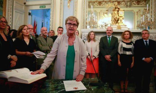 Isaura Leal, nueva Comisionada frente al Reto Demográfico