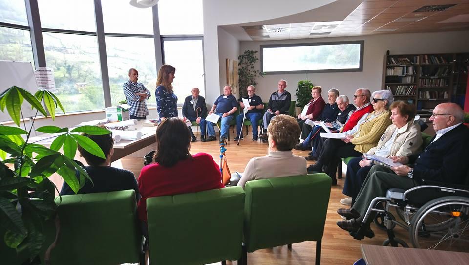 La Escuela de Pacientes Activos llega al Montepío de la Minería