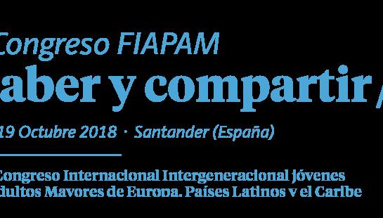Santander acogerá el VI Congreso Internacional Intergeneracional Jóvenes Y Adultos Mayores De América Latina, El Caribe Y Europa