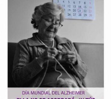 Fagal busca crear una mayor conciencia social con su campaña por el Día Mundial del Alzhéimer