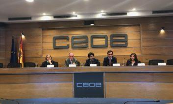 Aprobado el Informe de la Dependencia de CEOE
