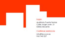 Jornada de difusión sobre suelo público para cooperativas de viviendas en régimen de cesión de uso