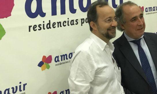 Motivación y reflexión, claves del éxito de la II Jornada Amavir en Catalunya