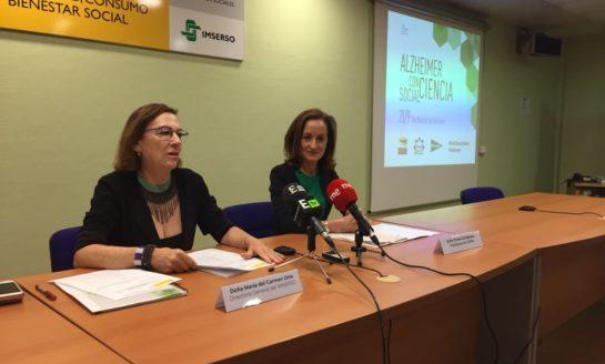 La directora del Imserso confía que el Plan Nacional de Alzheimer vea la luz cuando se aprueben los PGE