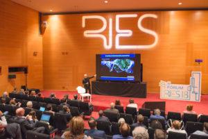 El Fórum RIES18  presenta la nueva ciudad
