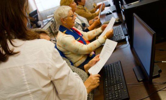 Las personas mayores de Ategal Galicia mandan en Europa