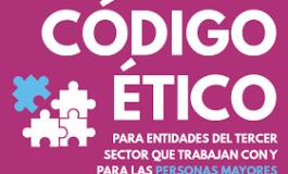 ONGs lanzan el primer código ético para entidades sociales dedicadas a las personas mayores