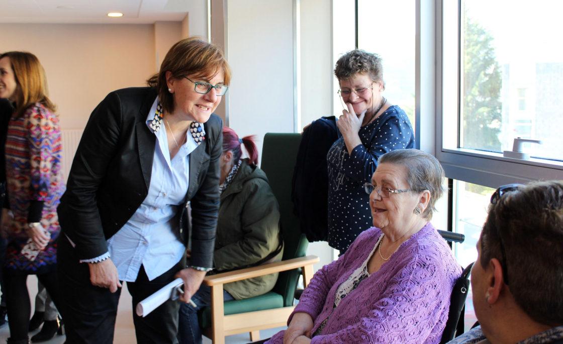 El Gobierno de Asturias abre 40 nuevas plazas residenciales para mayores en Langreo