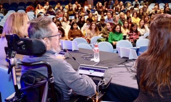 Más de 160 personas participan en el Aula de Autonomía Personal sobre la atención a la sexualidad de calidad