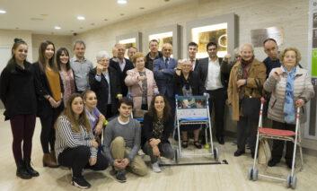 Tecnología móvil y 'wearables' al servicio de las personas mayores