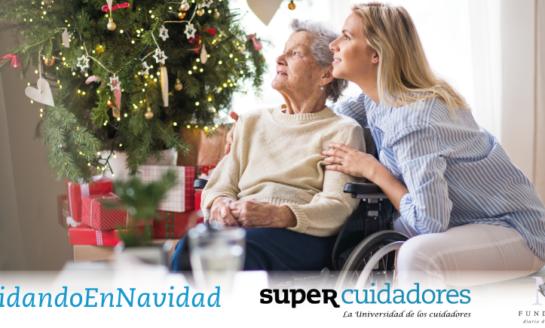 SUPERCUIDADORES  donará el 1% de sus ventas en su campaña 'Cuidando  en Navidad'