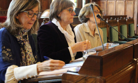 La Junta General del Principado ha iniciado  la tramitación parlamentaria de la ley de Acción Concertada