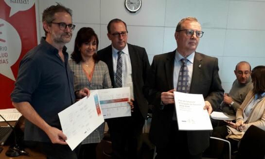 Asturias ultima un Plan de Salud orientado  hacia la mejora del bienestar