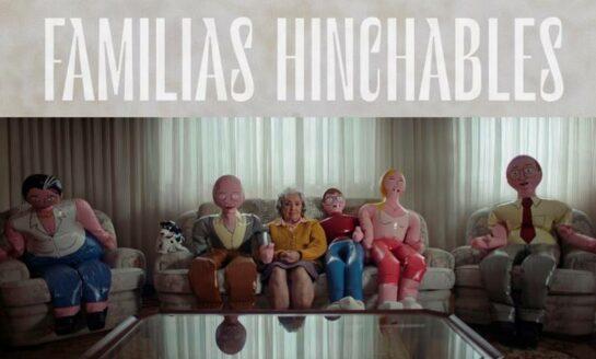 Grandes Amigos estrena 'Familias hinchables', una mala solución para la soledad de las personas mayores