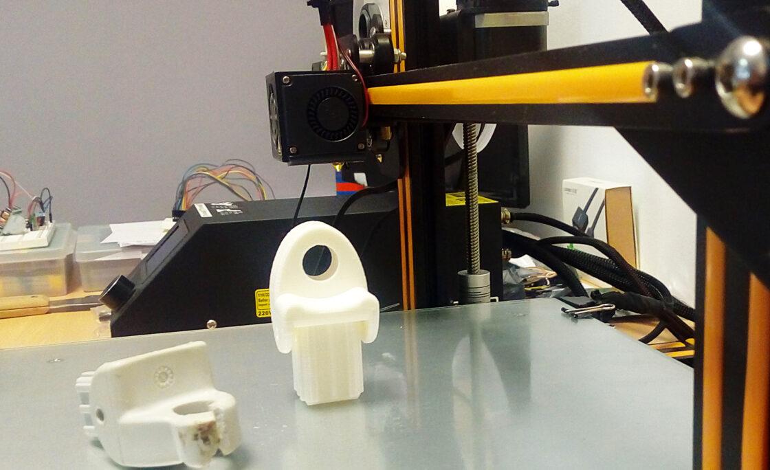 L'Onada Serveis incorpora la tecnología de impresión 3D para optimizar las labores de mantenimiento en sus centros