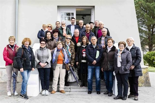 Colindres se suma a la iniciativa 'Mayores enseñan Patrimonio a Mayores'