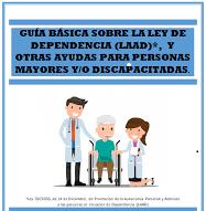 LARES Asturias publica una Guía básica sobre la Ley de Dependencia y otras ayudas