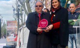 UNATE recibe el reconocimiento ciudadano por su promoción de los mayores y de la formación