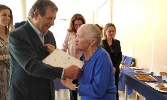 Mayores de Amavir Villanueva de la Cañada ganan el I Concurso de Torrijas convocado por el ayuntamiento del municipio