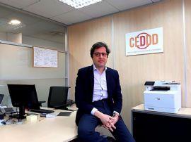 Francisco Olavarría Ramos, nuevo gerente del CEDDD