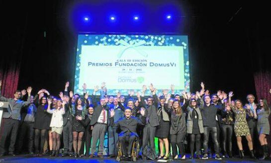 Cuarta edición Premios Fundación Domusvi